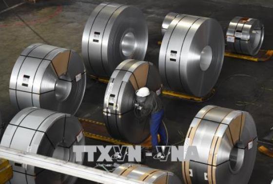Tokyo Steel tăng giá thép tháng 8 do nhu cầu mạnh mẽ