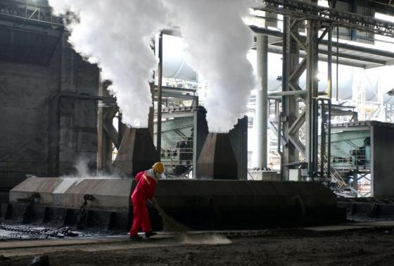 Sản lượng thép mùa đông của Trung Quốc giảm 76% so với cùng kỳ năm ngoái, ảnh hưởng nhẹ đến sản lượng quý 4
