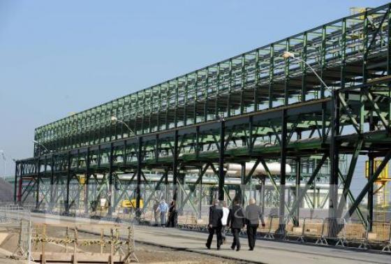 Giá thép xây dựng hôm nay 5/8: Thép thanh quay đầu giảm nhẹ trên Sàn Thượng Hải