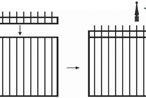 Topper Gate PIC
