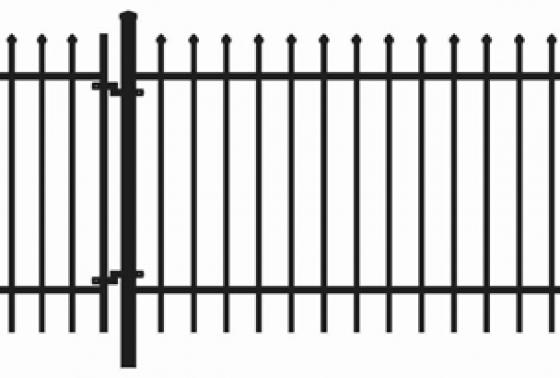 Walk Gate Press Point